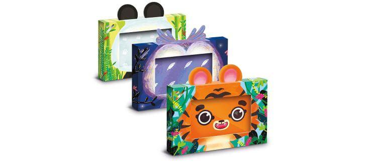 Animal Cover in dotazione con Il Mio Primo Clempad 7.0