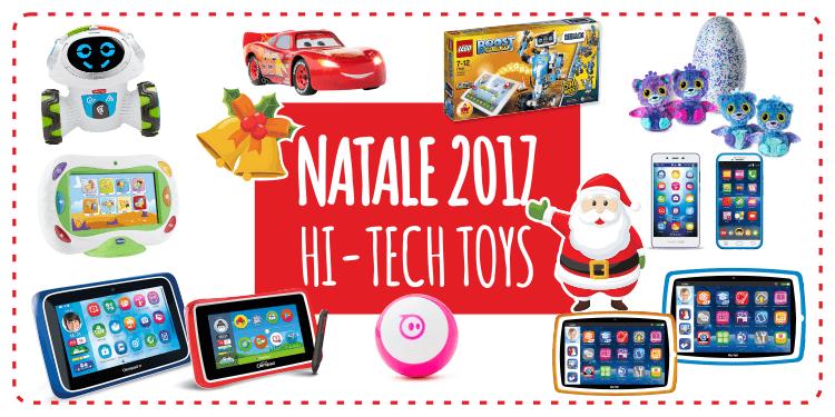 Natale 2017, ecco le novità più interessanti dal mondo di giocattolo tecnologico
