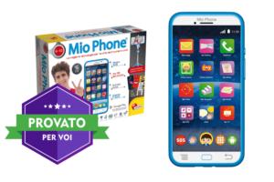 """Mio Phone 5"""" Youtuber di Lisciani, la nostra prova"""