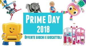 Prime Day 2018, ecco i giocattoli in offerta