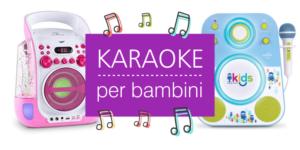 Karaoke per bambini e non solo: ecco gli 8 migliori del momento