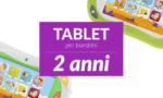Tablet per bambini di 2 anni