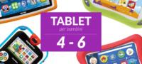 I migliori tablet per bambini dai 4 ai 6 anni