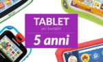Tablet per bambini di 5anni