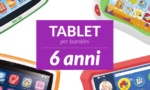 Tablet per bambini di 6anni