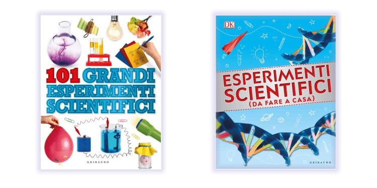 libri sperimenti scienza