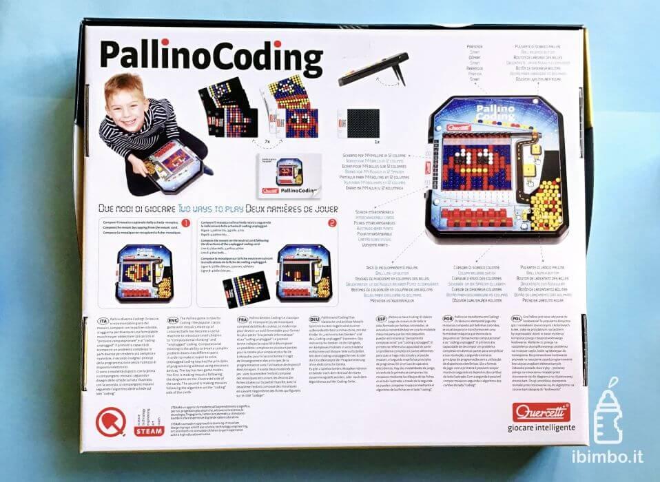 Quercetti Pallino Coding
