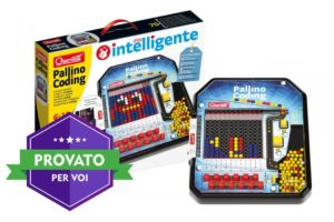 Pallino Coding, il classico gioco dei mosaici entra nel mondo del coding
