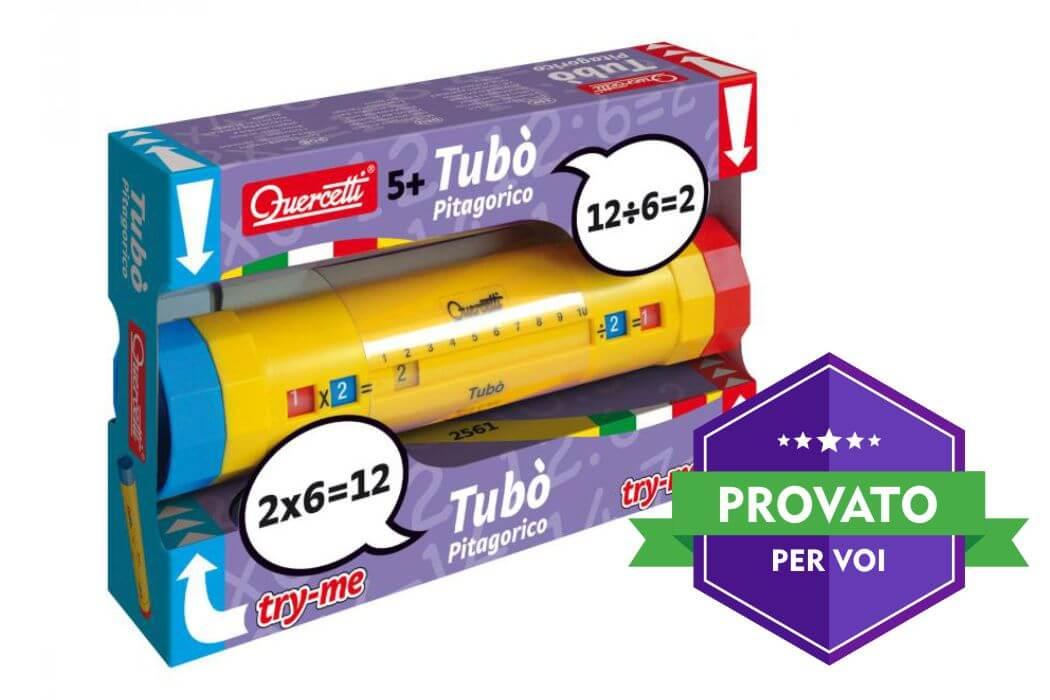 Quercetti Tubò Pitagorico